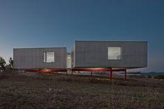 Taller Basico de arquitectura, José Manuel Cutillas · Biokilab laboratories · Divisare