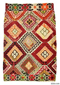 Kilim.com - Vintage Antalya Kilim - Store and Guide Dedicated to Kilim Rugs