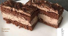 Ajánld ismerőseidnek!                                                                                                               ... Dessert Recipes, Desserts, Nutella, Tiramisu, Hamburger, Food And Drink, Sweets, Cookies, Chocolate
