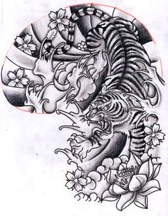 maroon 5 tattoo tiger - Pesquisa Google