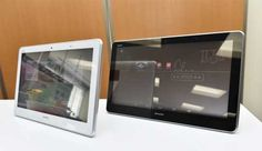 Sharp Aquos Farmiredo: a 15.6 inch Tablet with TV tuner Unveiled