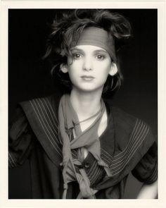 Winona Ryder.