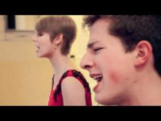 Charlie Puth & Emily Luther's cover of Adele's Someone Like You.