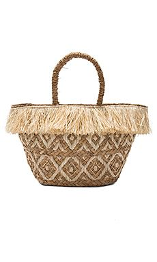 Shop for KAYU Lilian Tote in Natural at REVOLVE. Free day shipping and returns, 30 day price match guarantee. Wicker Purse, Straw Tote, Tropical Vibes, Best Bags, Summer Bags, Sun Hats, Ibiza, Purses And Bags, Fashion Accessories