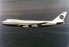 The first Boeing 747 entered service on January 21, 1970 with Pan American airlines. / Photo credit: Boeing