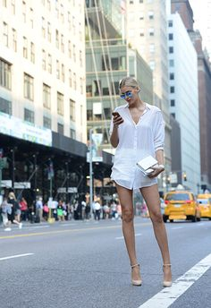 Spring '14 New York Fashion Week #StreetStyle