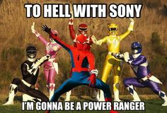 Find More. Power Rangers Funny, Power Rangers Fan Art, Cute Dog Memes, Losing Faith In Humanity, Dankest Memes, Funny Memes, Best Crossover, Mighty Morphin Power Rangers, Funny Vid