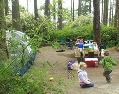 Deception Pass State Park campground- Whidbey Island