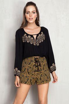short alto corselet frente | Dress to
