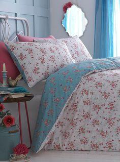 Teal Maisy bedding set - BHS