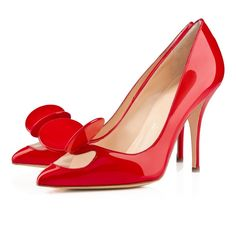 61.59$  Buy here - http://alin2x.worldwells.pw/go.php?t=32608624162 - Customizable Women Pumps 2016 Fashion Patent Leather Pointed Toe Thin Heels Pumps Elegant Shoes Woman Plus Size US 4-15 61.59$