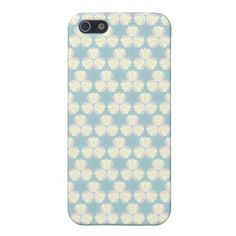 Barberries Flowers Pattern iPhone 5 Case
