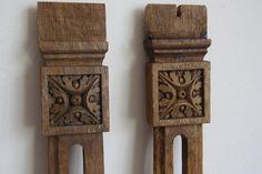 Bloß Holz  Baluster detail alt und neu