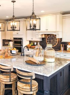 Kitchen Cabinetry - CLICK THE PIC for Various Kitchen Ideas. #kitchencabinets #kitchenisland