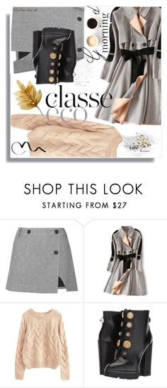 """""""Classe Eco"""" by marimara1 ❤ liked on Polyvore featuring Topshop Unique, LULUS and Dolce&Gabbana"""