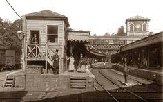 Tunbridge Wells Train Station