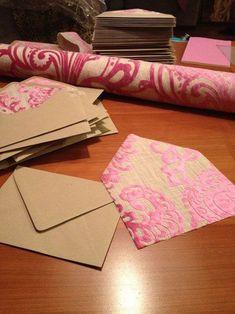 DIY wedding invitation ideas that don't look homemade.