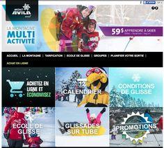 Ski Mont Avila
