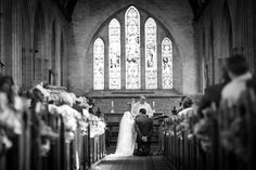 Church Wedding Ceremony in Martock, Somerset | Belinda McCarthy Photography