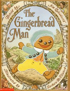 The vocabulary words for Week 9 are from the picture book, The Gingerbread Man by Jim Aylesworth and Barbara McClintock. Gingerbread Man Book, Gingerbread Man Activities, Christmas Gingerbread, Christmas Books, Gingerbread Cookies, Gingerbread Houses, Christmas Videos, Scandi Christmas, Libros