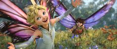 STRANGE MAGIC trailer  #disney #3d #animation