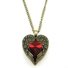 Stone River Jewellery Vintage Style Angel Wings Wrapped Around a Red Heart Pendant Necklace with long 70cm chain by Stone River Jewellery, http://www.amazon.co.uk/dp/B0077UTC6Y/ref=cm_sw_r_pi_dp_s9-crb0Z123S1