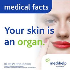 Need a medical aid? Medihelp Medical Scheme has ten plans to choose from. Medical Facts, Trivia, Human Body, Your Skin, Did You Know, Fun Facts, How To Plan, Funny Facts