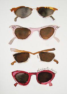 Bridget Davies 'Sunglasses'