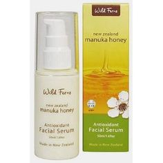 Manuka Honey Wild Ferns Antioxidant Facial Serum (Misc.)  http://www.mypricecompare.com/bestproducts.php?p=B001RY3WJY  B001RY3WJY
