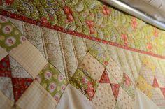 Sew'n Wild Oaks Quilting Blog: Machine Quilting Madrigal