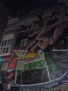 Graffiti Vitoria 2