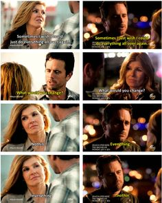 1x01 & 4x10 Rayna and Deacon