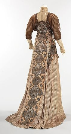 the met museum dress CAPE | 1910 Evening Dress Weeks, The Metropolitan Museum of Art