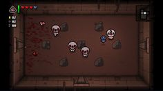 Review: The Binding of Isaac: Rebirth (Wii U) | Female-Gamers