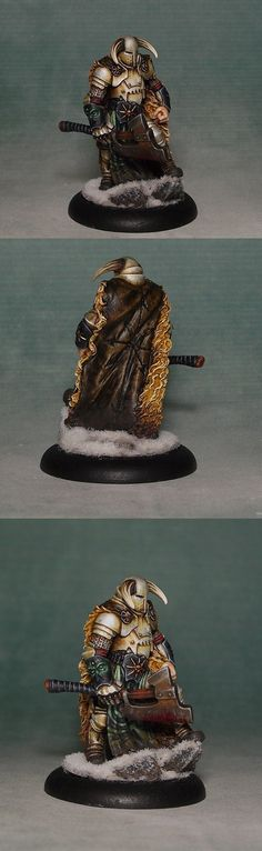 RPG, D&D, Pathfinder Miniature painting inspirations