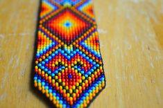 Beaded Earrings Patterns, Beaded Bracelets, Boho Festival, Seed Beads, Create Yourself, Hand Weaving, Prayers, Abstract, Loom