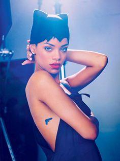 How to Decorate Your Home Like Rihanna via @domainehome