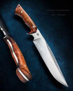 Calvin Richardson Knives