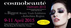 WISHTREND IS OPENING A BOOTH @COSMOBEAUTE VIETNAM APRIL 2015