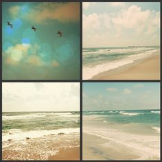 Set of Beautiful Beach Note Cards by gallogirlphotos on Etsy, $18.00