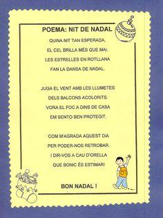 Poema de navidad para niños pequeños