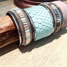 Collection de bracelet inspirée des Indiens d'Amérique - Opale bijoux
