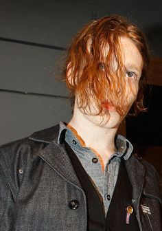 Caleb Landry Jones shared by Haresis dea on We Heart It