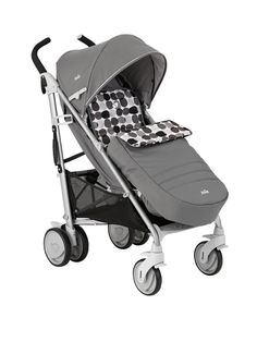 Joie Brisk+ Stroller with Footmuff   very.co.uk