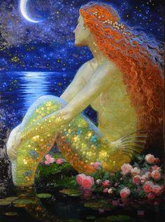 Mermaid by Victor Nizovtsev
