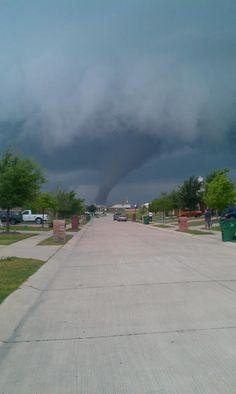 Forney Tornado April 3rd 2012