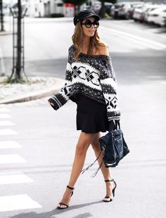 Ellie Oversized Jumper alternative image | Virtual Wardrobe ...