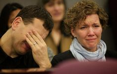 Parents forgive teen who ran over their daughters and ask for no additional jail time.