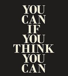 If and only if.   #confidence  #motivation