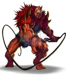 Masters of the Universe: Beast-Man by Alvin Lee